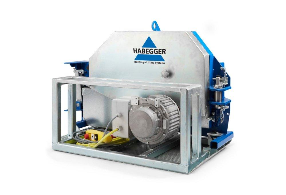 Habegger HIT-TRAC 64E