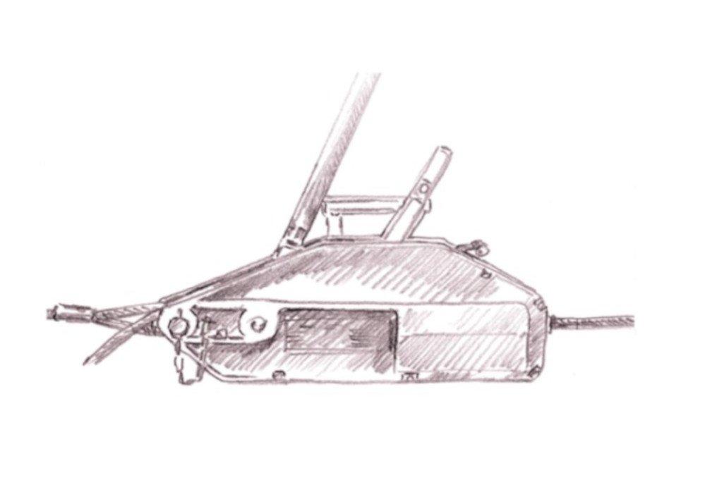 Habegger Manual Hoist