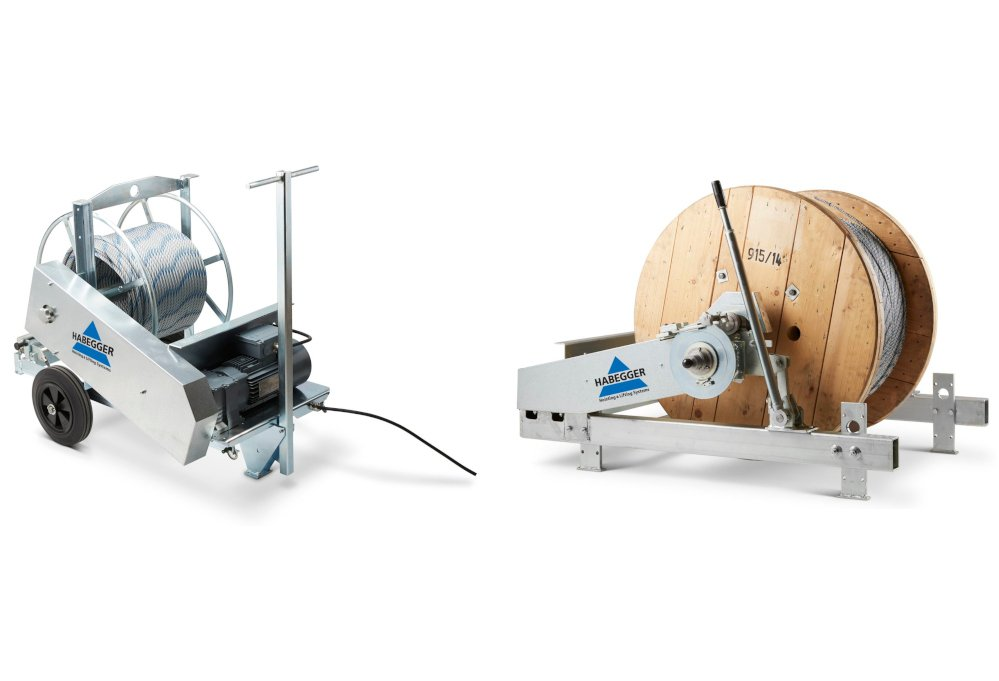Habegger Reel Drives