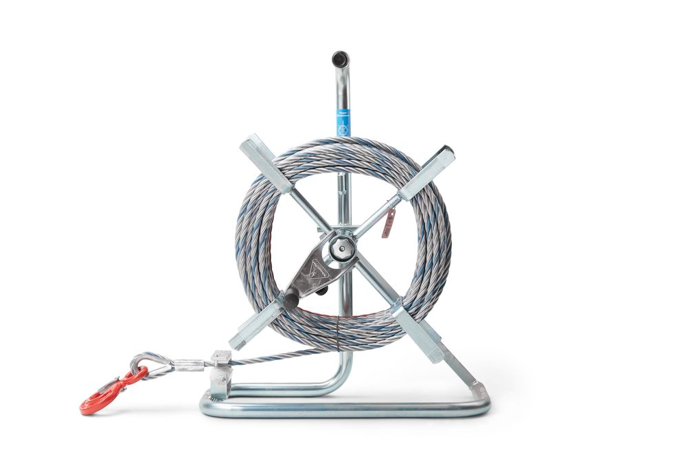Habegger Wire Rope Reels