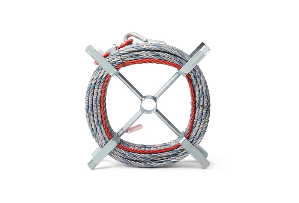 Wire Rope Reel Habegger